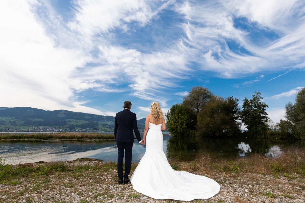 wedding at the zurich lake35 1024x683 - Wedding at the Zurich lake in the Rapperswil Castle